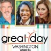 Guess who is going to be on Great Day Washington USA 9?