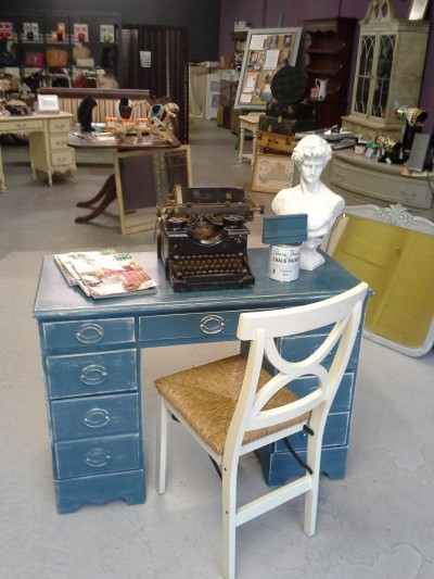 We sell Annie Sloan Chalk Paint