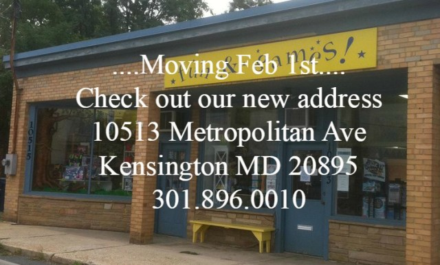 new address 10513 metropolitan ave kensington md