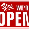 Yes we are OPEN ~